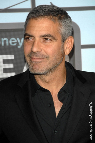 George Clooney and George Clooney Twitter feed and Bio