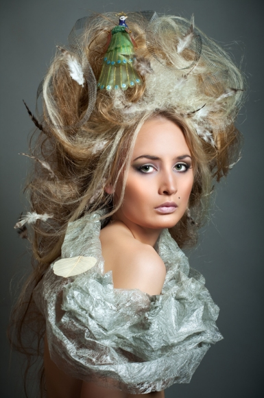 avant garde hair styles ukher s avant garde hairstyles fuel the 3885