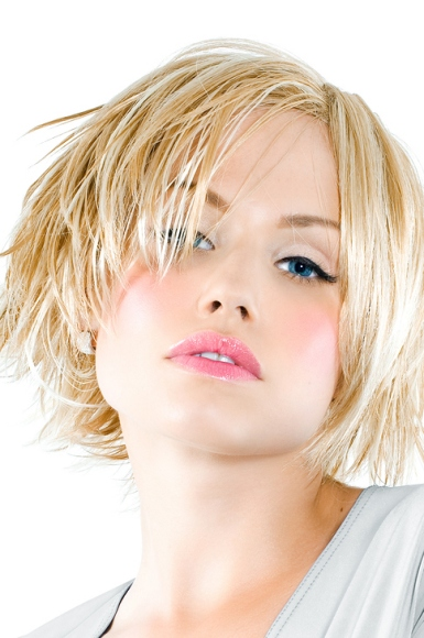 Ukher Gorgeous Bedhead Hairstyles Copy Their